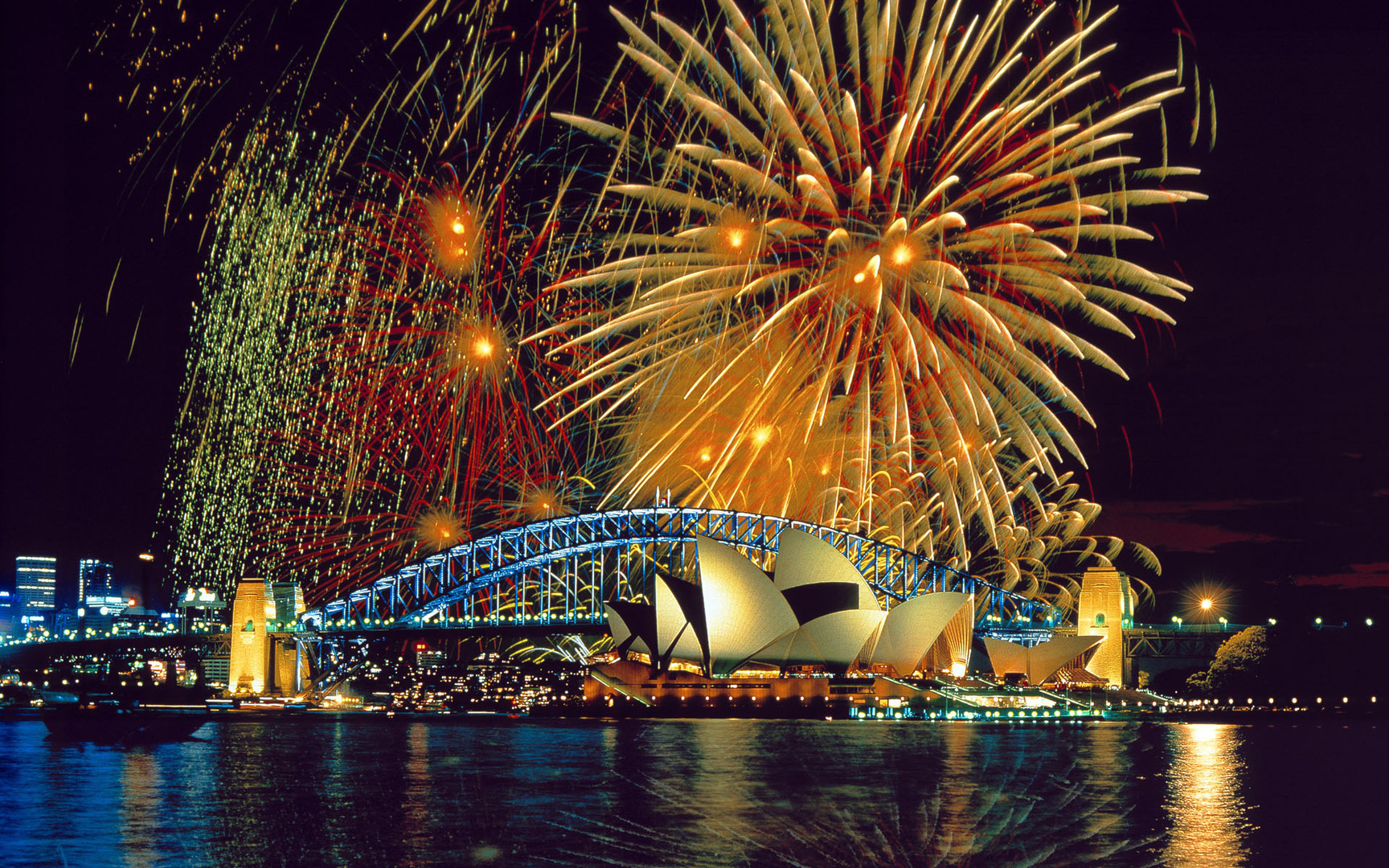 best spots to enjoy the sydney new year's eve fireworks